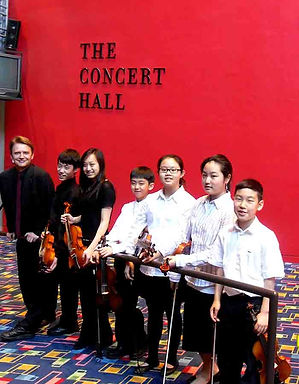 Suny Purchase College: All-County Orchestra Concert
