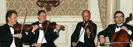 String Quartet Wedding Audio Samples