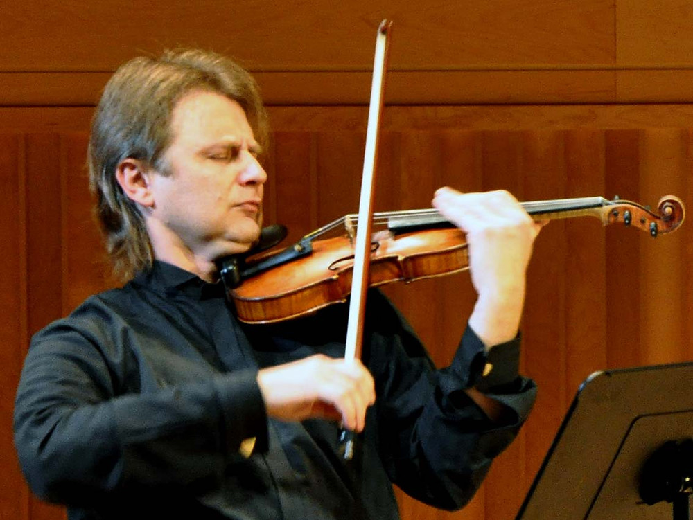 How To Practice Home Advice from Alexander Abayev, violinist