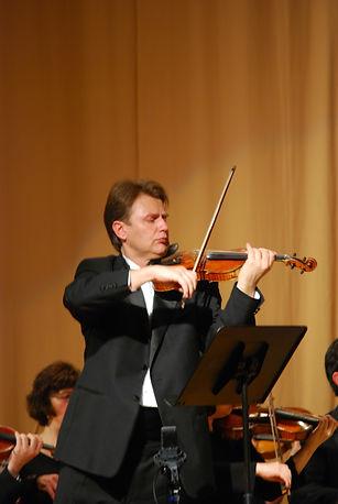 Alexander Abayev: Violin Lessons in Mount Kisco, Chappaqua, NY
