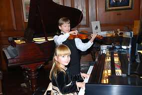 Music In Westchester: Violin/Piano Duo