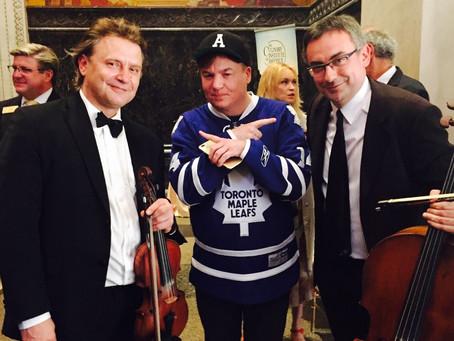 Art-Strings at CIA Annual Award Evening