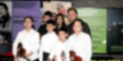 Alexander Abayev Violin Students