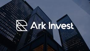 ARK Invest Financial Investment Logo Mark Redesign