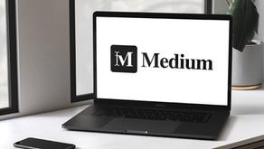 Medium Logo Mark & Wordmark Redesign