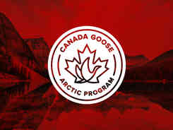 Canada Goose Fashion App Logo Mark Redesign, Clothing Branding & Identity Creation Inspiration