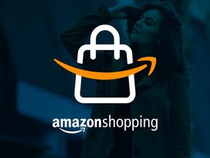 Amazon Shopping App Icon Redesign