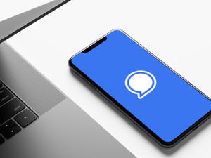 Signal Messaging App Logo Mark Redesign