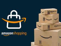 Amazon Shopping App Icon Logo Redesign