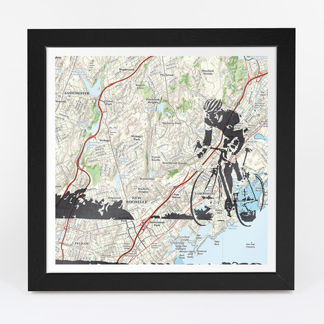 Cycling Adventure Map