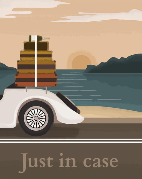 World Traveller Poster