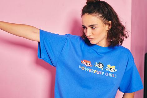 Daisy Street Powerpuff Girls Designs