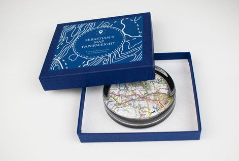 Paperweight in Box