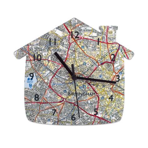 Landranger Clock