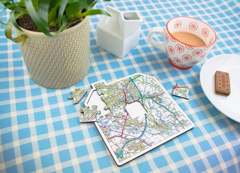Coffee Table House Jigsaw
