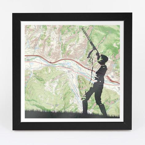 Shooting Adventure Map