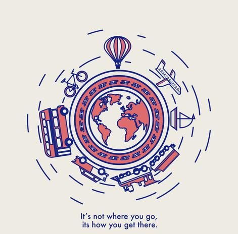 World Traveller Logo
