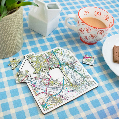 Table Top Personalised Jigsaw