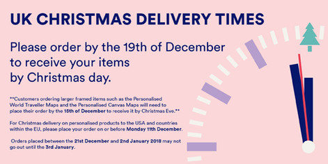 Christmas Delivery B&H Banner