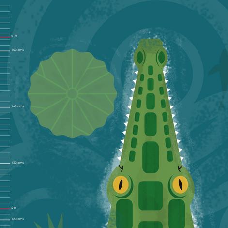 Croc Height Chart