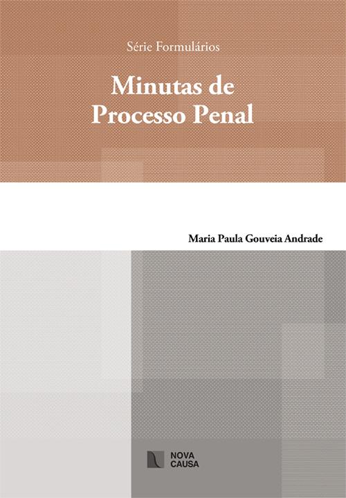 Minutas de Processo Penal