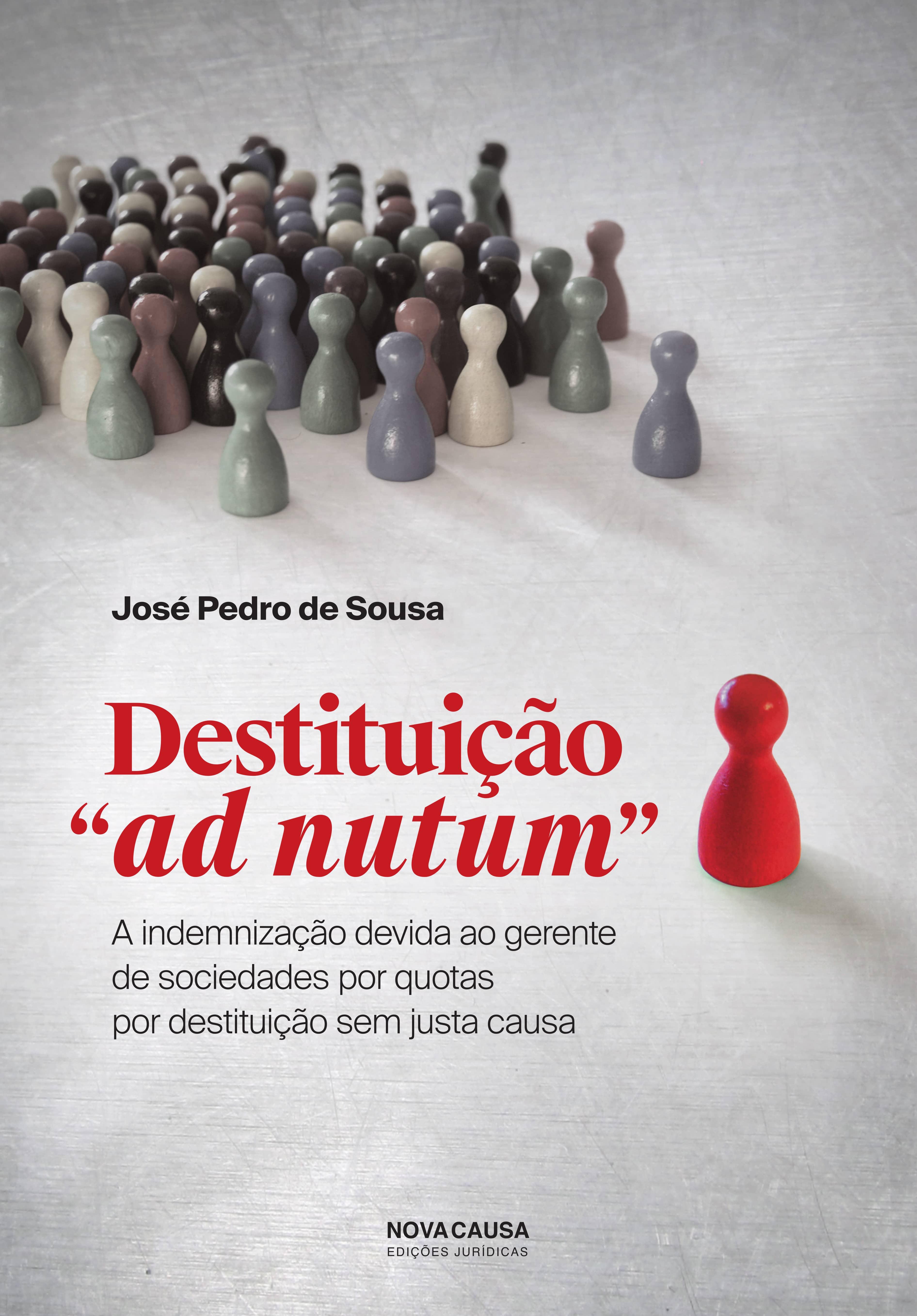 """Destituição """"Ad Nutum"""":"""