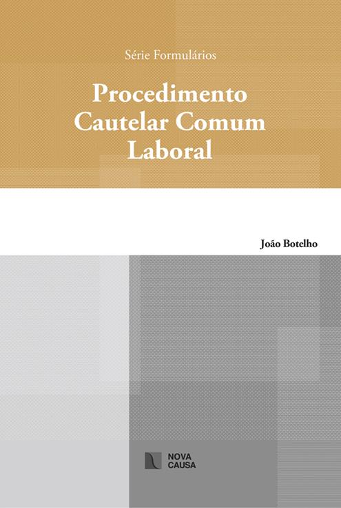 Procedimento Cautelar Comum Laboral