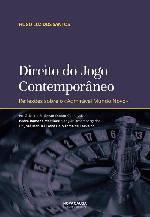 Direito do Jogo Contemporâneo: