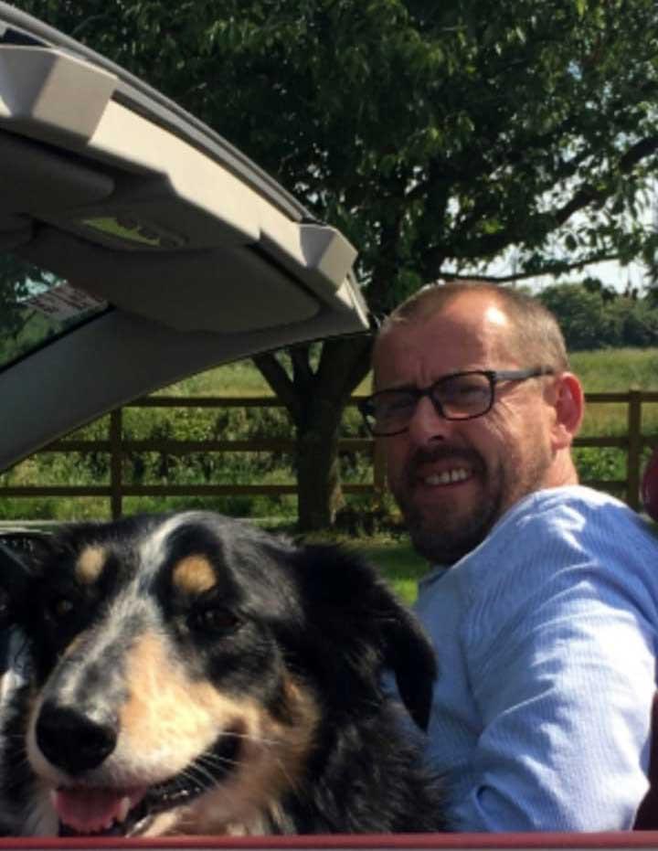 Pet Parlour Hamper Winner Week 15 - Fiona Lynch with Coco
