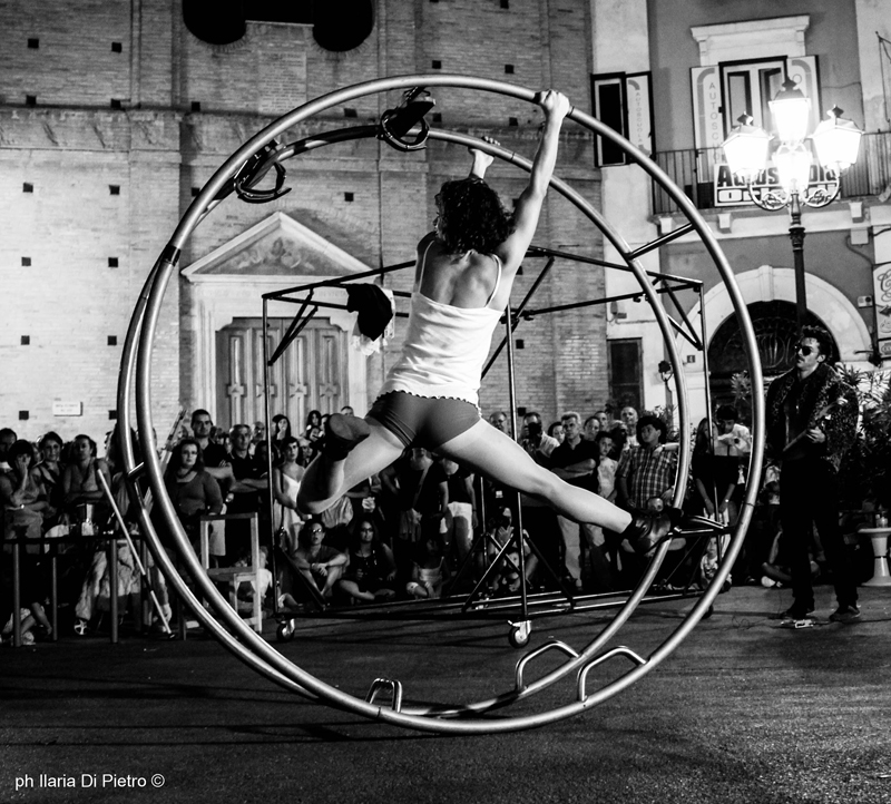 Performer Ruota Tedesca German Wheel