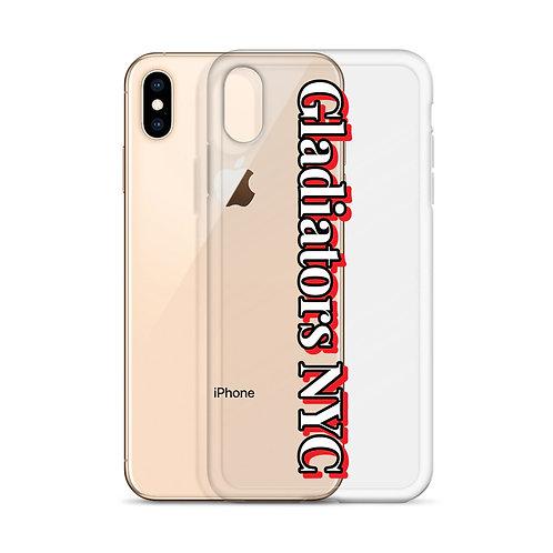 Gladiators NYC iPhone Case