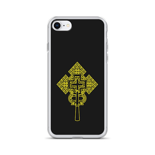 Ethiopian Cross iPhone Case