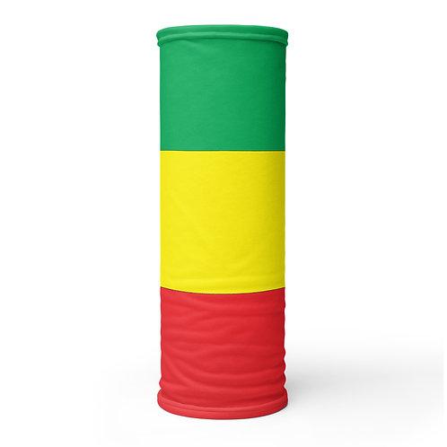 Ethiopian Flag_Scarve Neck Gaiter