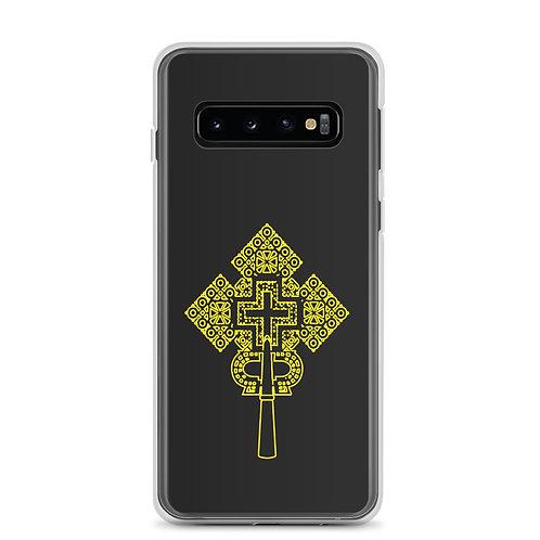 Ethiopian Cross, Samsung Case.