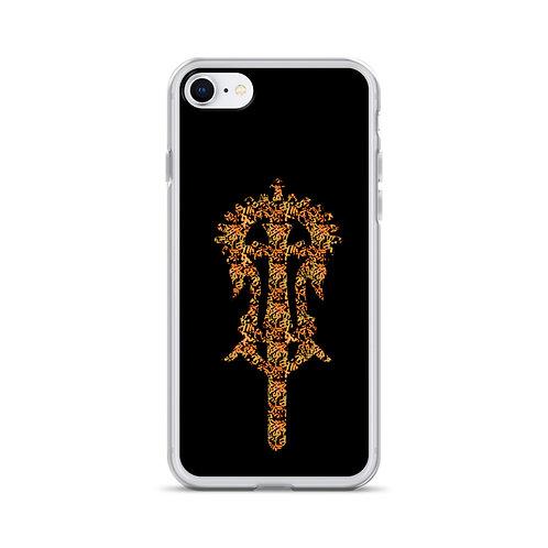 Ethiopian Cross, iPhone Case