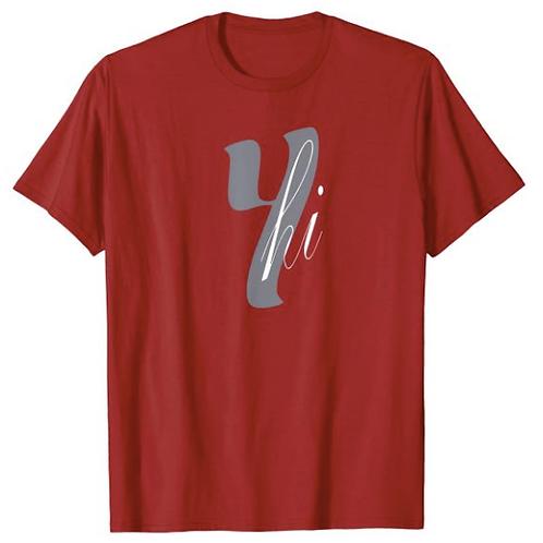"""Ethiopian Geez, """"HI"""" T-Shirt"""