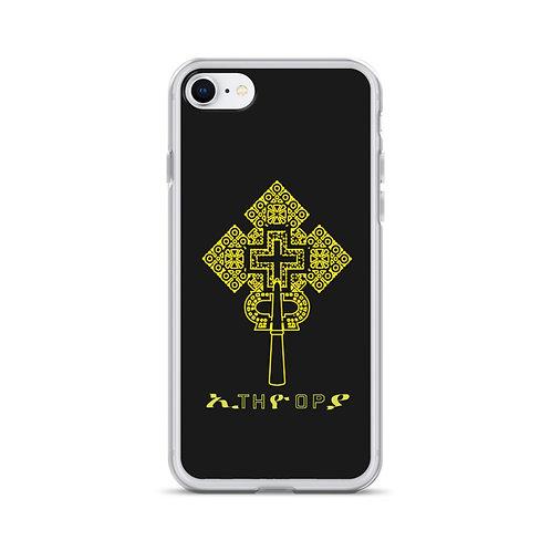 Ethiopian Cross iPhone Case