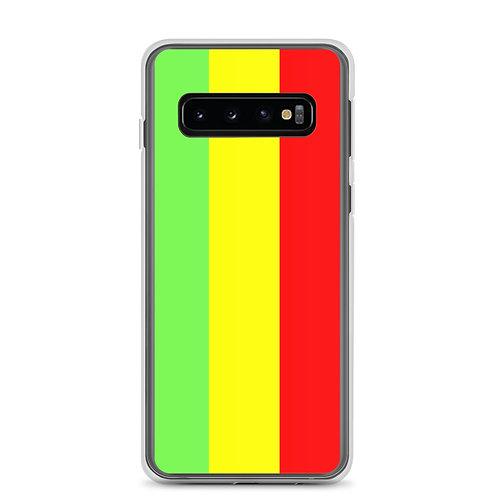 Ethiopian Flag, Samsung Case