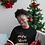 Thumbnail: Ethiopian Christmas GENA, Long Sleeve T-Shirt