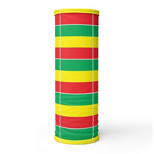Ethiopian Flag Neck Gaiter