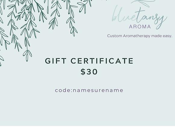 Gift Card $30
