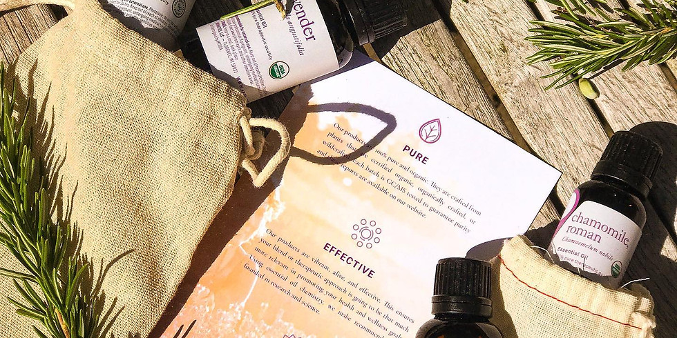 Basics: how to get started with Essential Oils