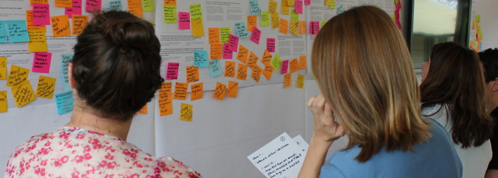 Product development brainstorming and innovation