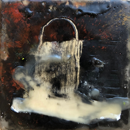 lock noir