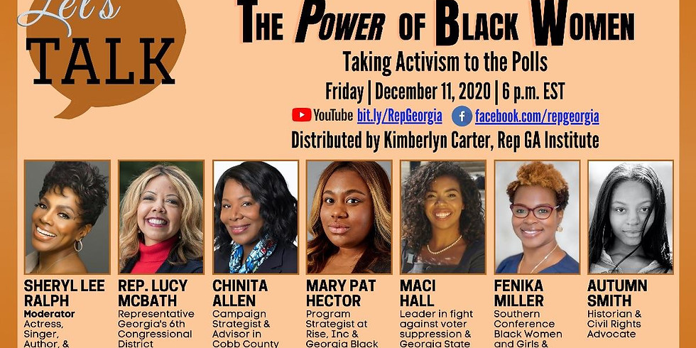 The Power of Black Women: Taking Activism to the Polls
