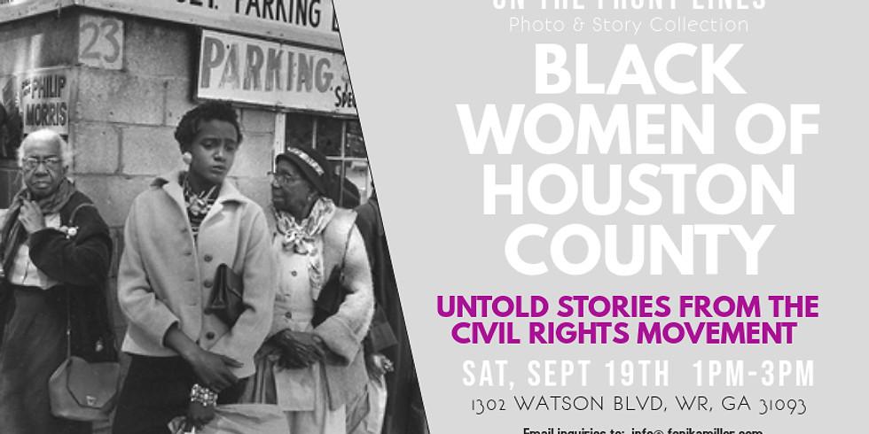 Untold Stories of Black Women in Houston County