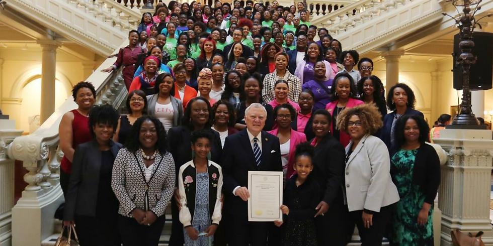 Black Women & Girls Advocacy Day