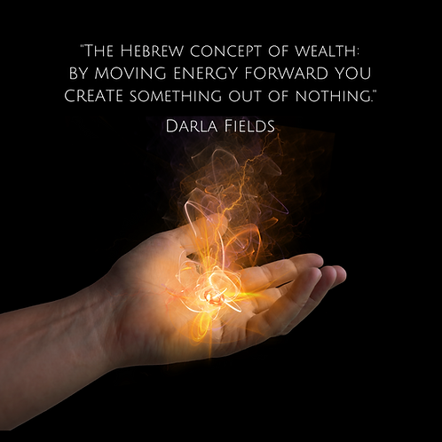 Wealth Quote by Darla Fields