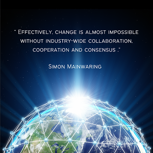Collaboration Quote by Simon Mainwaring