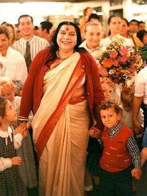 Shri Mataji and Kids.jpg